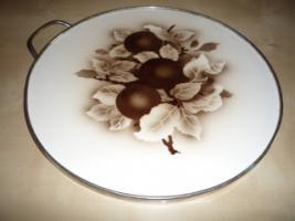 runde Kuchenplatte