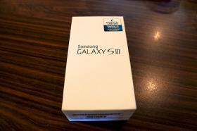 samsung galaxy S3 16GB unlocked (weiß)