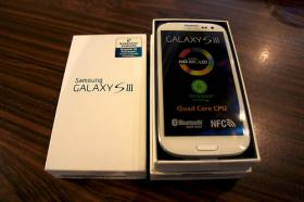 Foto 3 samsung galaxy S3 16GB unlocked (wei�)