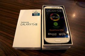 Foto 3 samsung galaxy S3 16GB unlocked (weiß)