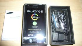 samsung galaxy s2 i9100 smartphone