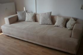 Foto 3 schicke helle gut erhaltene Couch