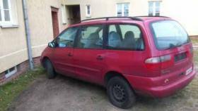 Foto 4 schlachte Ford Galaxy nj96 VR6 174 PS