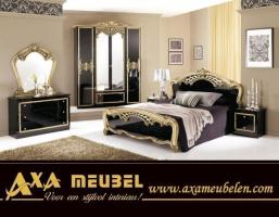 schlafzimmer komplett schwarz hochglanz g nstig kaufen axa m bel in rotterdam nl von privat. Black Bedroom Furniture Sets. Home Design Ideas
