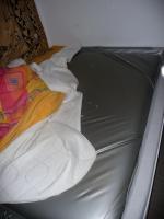 schön grosses wasserbett 200x180cm