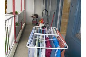 Foto 3 schöne 2-Zimmer-Wohnung mit Ausblick, Balkon ab sofort