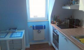 Foto 4 schöne 2-Zimmer-Wohnung mit moderner Einbauküche, WBS erforderlich