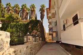 Foto 4 schöne Ferienwohnung in Alanya mit Meerblick und Burgblick