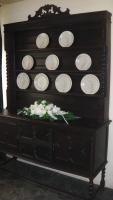 Foto 6 schöne antike tellerschrank
