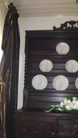 Foto 11 schöne antike tellerschrank