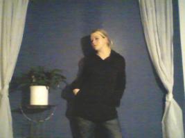 Foto 3 schöne schwarzer mantel von clockhouse (C&A) GR. L
