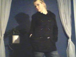 Foto 4 schöne schwarzer mantel von clockhouse (C&A) GR. L
