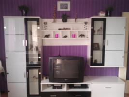 schöne wohnzimmer Wohnwand