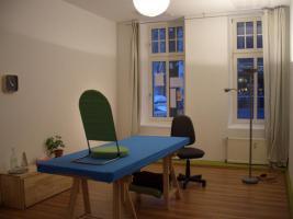 schöner Raum in Gemeinschaftspraxis im neuköllner Weserkiez