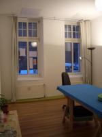 Foto 2 schöner Raum in Gemeinschaftspraxis im neuköllner Weserkiez