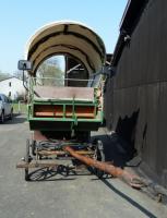 Foto 6 schöner großer Planwagen