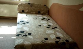 Foto 2 sch�nes Bett
