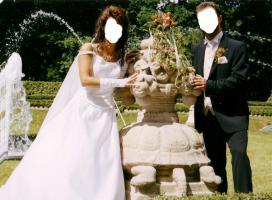 schönes Brautkleid zu verkaufen!