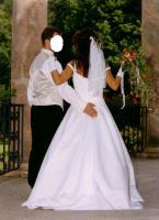 Foto 2 schönes Brautkleid zu verkaufen!