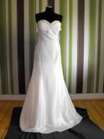 sch�nes Brautkleid / Hochzeitskleid in der Gr��e 42