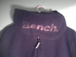 Foto 2 schwarze BENCH Jacke in M