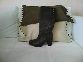 schwarze Esprit Stiefel