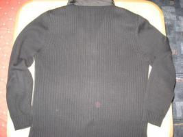 Foto 2 schwarze Strickjacke von Gina Laura Gr. M