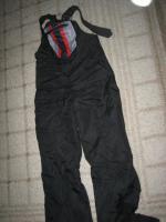Foto 2 schwarzer skianzug
