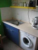 Foto 3 sehr gut erhaltene Einbauküche