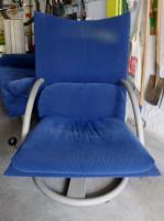Foto 3 sehr gut erhaltene Rolf Benz Couch mit Sessel und Hocker