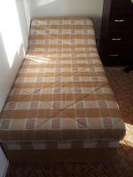 sehr gute polsterbett wegen umzug driengend zur verkaufen