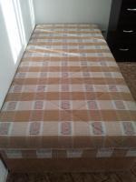Foto 2 sehr gute polsterbett wegen umzug driengend zur verkaufen