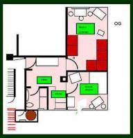 Foto 2 sehr schön gelegene, sonnige 2,5-Zi-Wohnung