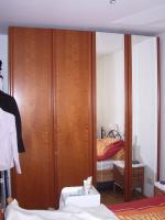 sehr sch�ner Schlafzimmerschrank - Kirschbaum - umzugsbedingt abzugeben