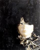 sehr schönes Wandbild Skulptur Einzelstück Handmade