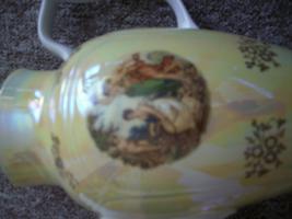 Foto 3 sehr schönes perlmuttglänzendes Kaffeeservice aus Nachlaß