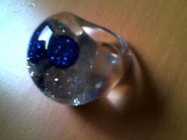Foto 2 sehrschöne Armbänder und großer Ring, Neu.