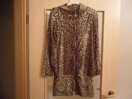 sexy leopard Tunika