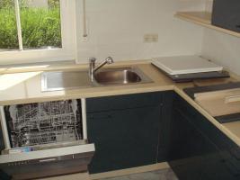 Foto 2 smaragdgrüne Nolte-Küche