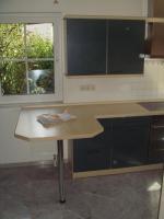 Foto 3 smaragdgrüne Nolte-Küche
