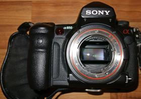 sony alpha 850 kit Minolta Zoom 24 mm - 105 mm