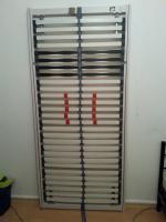 Foto 2 stabiles, fast neues Lattenrost 90x200cm