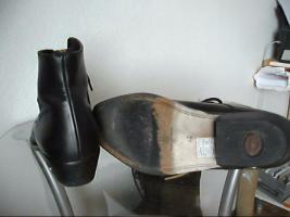 Foto 3 stiefeletten f�r bikker gr.42 kaum getragen