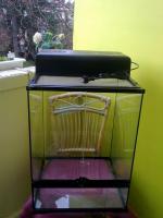 Foto 3 super günstiges Terrarium für  50€ VHB !!!!!!!!!