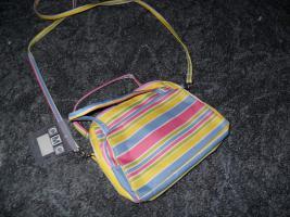 super süße bunte Handtasche neu