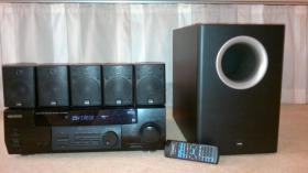 surround komplett system