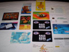 Foto 4 telefonkarten