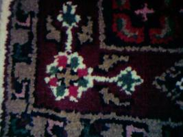 Foto 2 teppich läufer