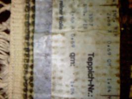 Foto 4 teppich l�ufer