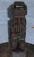 Foto 3 tibet oder maja holzschnitz aschenbecher
